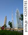 海外 DUBAI  (ドバイ)ブルジュ ハリファ 42209785