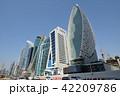 海外 DUBAI  (ドバイ)奇形高層ビル 42209786