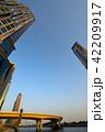 海外 DUBAI  (ドバイ)高層ビル 42209917