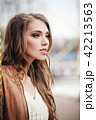 若い 若 若い女の写真 42213563