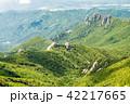 瑞牆山 日本百名山 稜線の写真 42217665