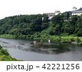 夏の胎内川 42221256