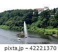 夏の胎内川 42221370