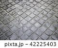 Stone pavement with day light 42225403