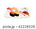 寿司 日本食 食べ物のイラスト 42226526