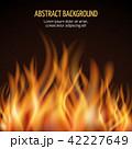 火 ほのお 炎のイラスト 42227649