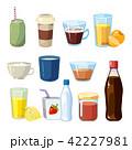 のみもの 飲み物 飲料のイラスト 42227981