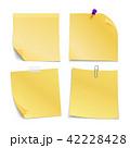 紙 ペーパー 紙類のイラスト 42228428