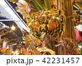 鷲神社 一の酉に並ぶ熊手 42231457