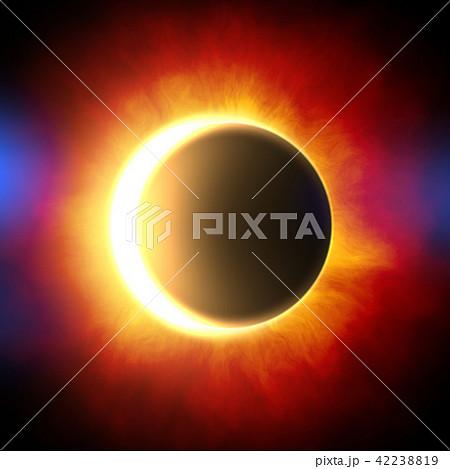 日食 日蝕 エクリプス 42238819