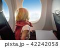 航空機 子 子供の写真 42242058