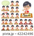 red Tshirt Glasse men_Meal 42242496