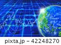 地球 グローバル 金融のイラスト 42248270