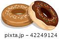 ドーナツ 42249124
