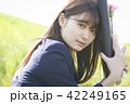 女子高生 卒業 42249165