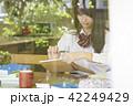 女子高生 勉強 42249429