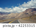 Mountain landscape for summer travel in los andes 42253315