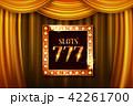 カジノ カジノの ベクトルのイラスト 42261700