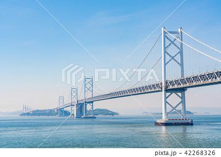 【香川県】瀬戸大橋 42268326