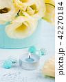ユーストマ お花 フラワーの写真 42270184