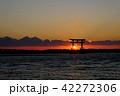 浜名湖 弁天島の夕刻 42272306