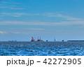 東京湾 風景 海の写真 42272905