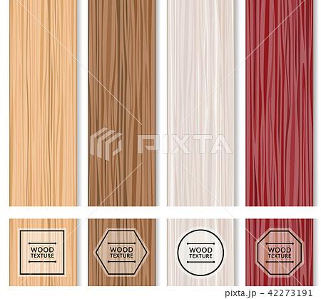 木材 テクスチャ セット 42273191