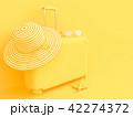 帽子 ハット トランクケースのイラスト 42274372