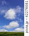 高原 夏 雲の写真 42276081