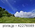 高原 夏 雲の写真 42276089