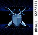 グラフィックデザイン 42278351