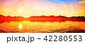 空 エーテル 大空のイラスト 42280553