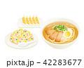 炒飯 食べ物 料理のイラスト 42283677