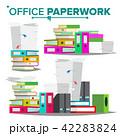 紙 ペーパー 紙類のイラスト 42283824
