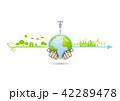 生態 エコロジー エコのイラスト 42289478