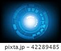 テクノロジー バックグラウンド バックグランドのイラスト 42289485