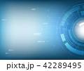 テクノロジー バックグラウンド バックグランドのイラスト 42289495