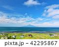 晴れ 海 日本海の写真 42295867