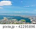 青空 北海道 函館の写真 42295896