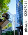 防犯カメラ 42297014