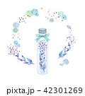 ハーバリウムのイラスト 42301269