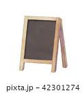 黒板の看板イラスト 42301274