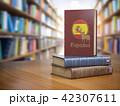 ブック 本 スペイン語のイラスト 42307611