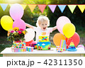 お誕生日 バースデー 誕生日の写真 42311350