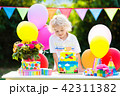 お誕生日 バースデー 誕生日の写真 42311382