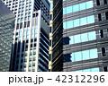 建物 窓 ビルの写真 42312296