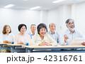 シニア 机 講習の写真 42316761