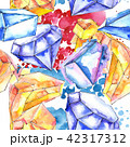 結晶 鉱物 バックグラウンドのイラスト 42317312
