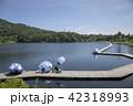 長野県麻績村 聖湖 42318993