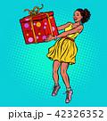 ギフト プレゼント 贈り物のイラスト 42326352
